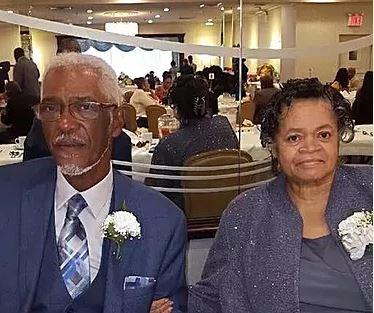 Bishop Alfonzo Brown & Virginia Brown